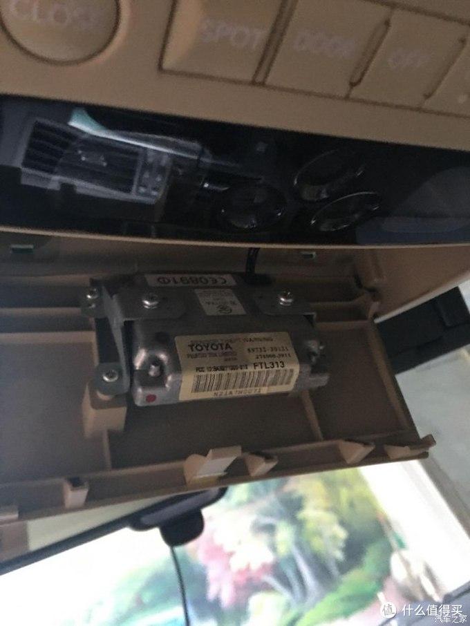 色魔张大妈史上第一个雷克萨斯GS车主安装的第一个流媒体后视镜