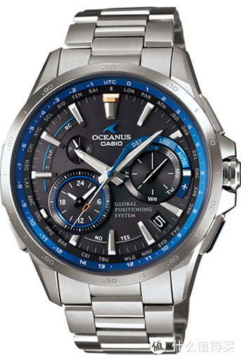 那一抹勾魂的蓝色,卡西欧海神Oceanus系列介绍