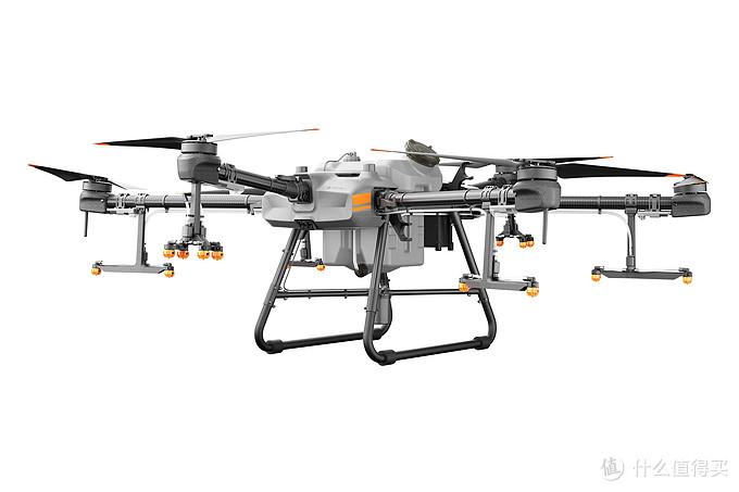 大疆发布T30植保无人机:翼展2.8米,每小时喷农药240亩地