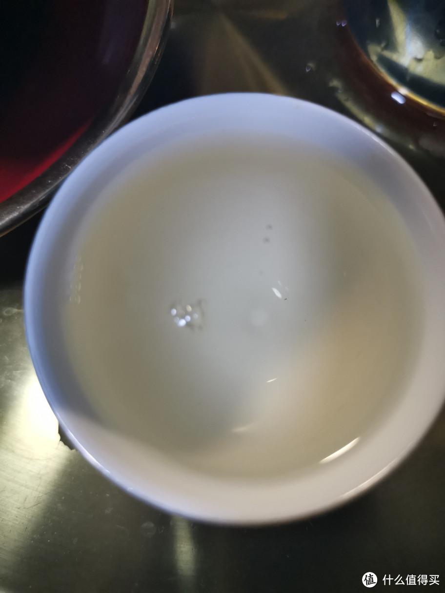 阖茗轩白牡丹一级和白牡丹特级白毫银针特级对比。