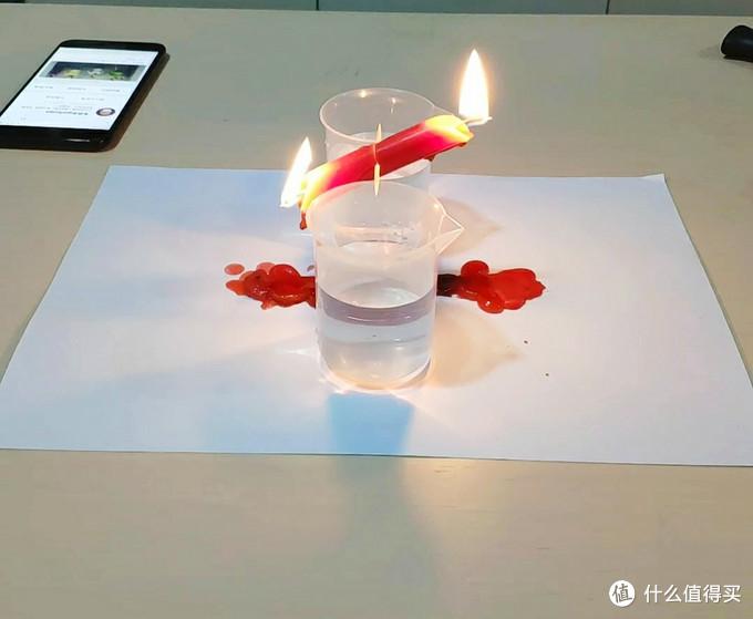 蜡烛跷跷板