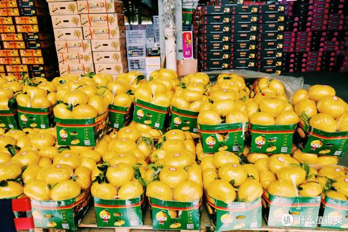 4J车厘子50/斤!去批发市场采购年货,实现水果自由