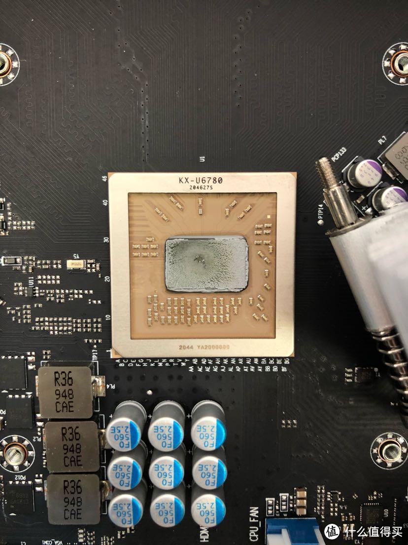 兆芯KX-U6780国产x86处理器
