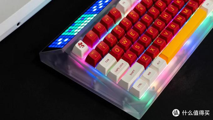 CyberBoard冰霜圣诞版——不一样的客制化键盘
