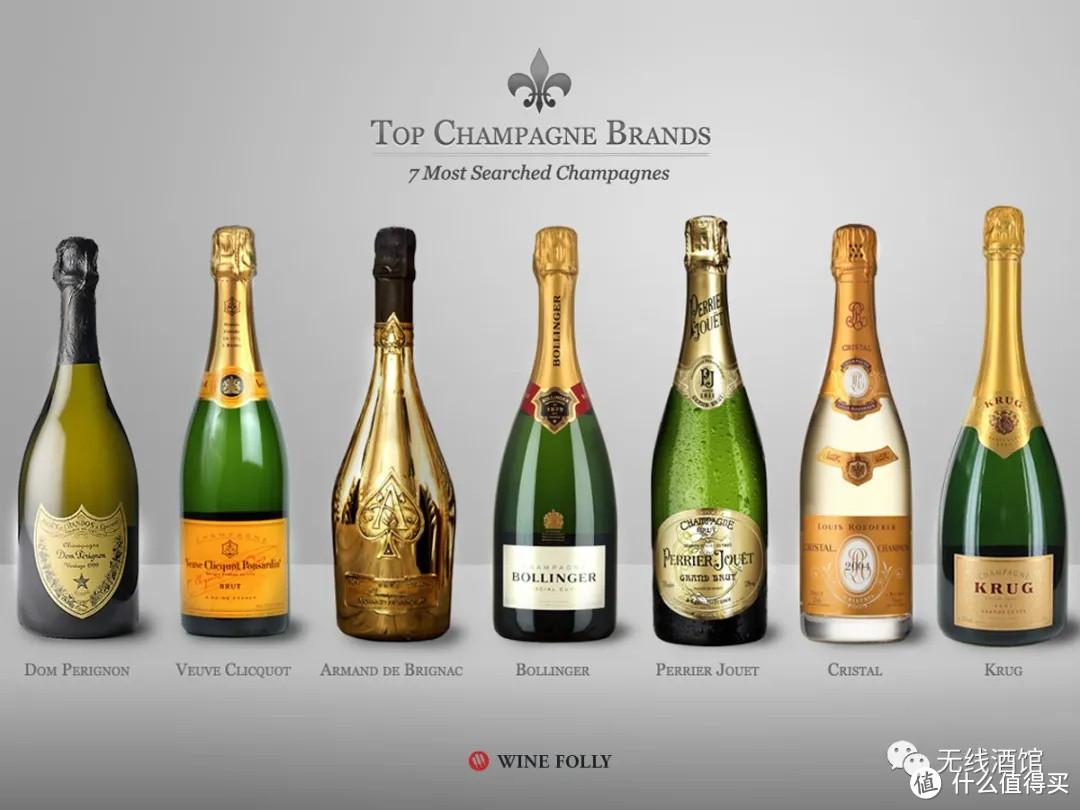 从艳俗美到矫情美,香槟审美进阶教程