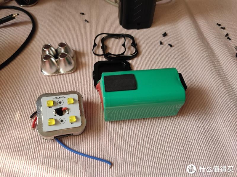方块手电筒——神火M20拆解及评测