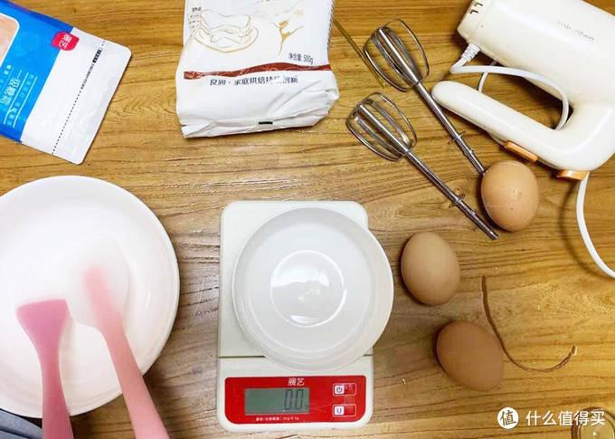 评测新良蛋糕粉:用它做戚风蛋糕零失败