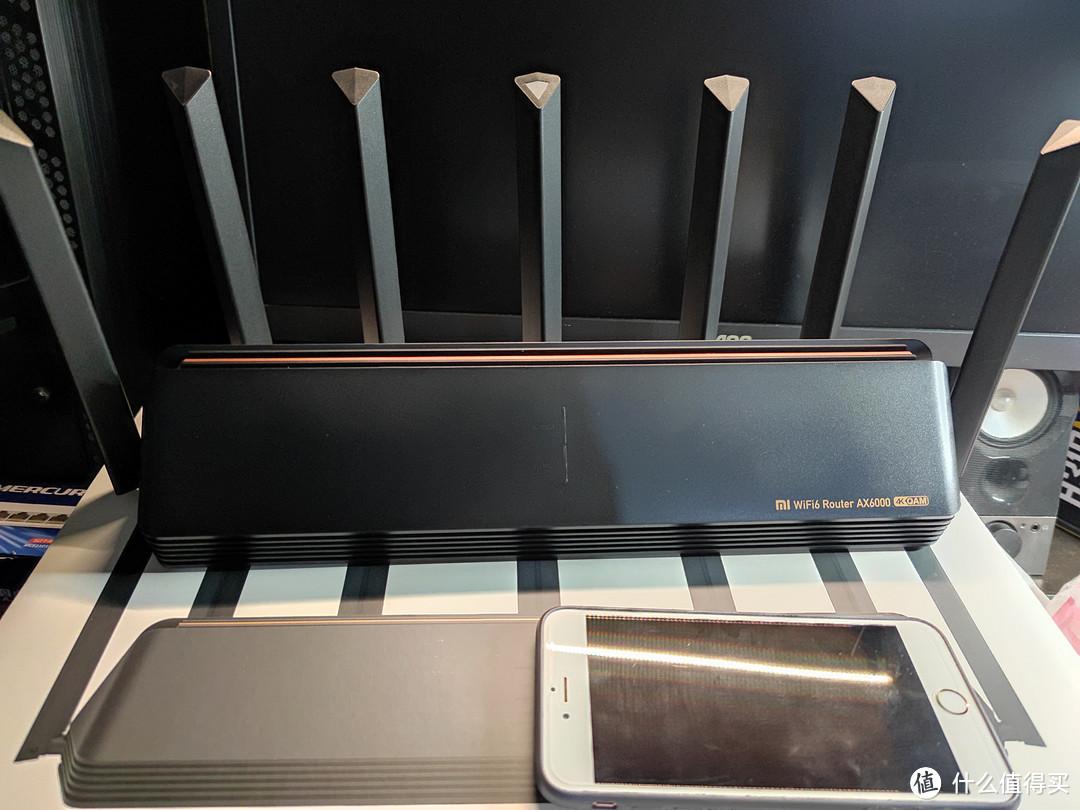 机器是真的大(iPhone 6s Plus对比)