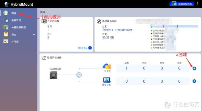 网盘加速神器,HybridMount使用教程