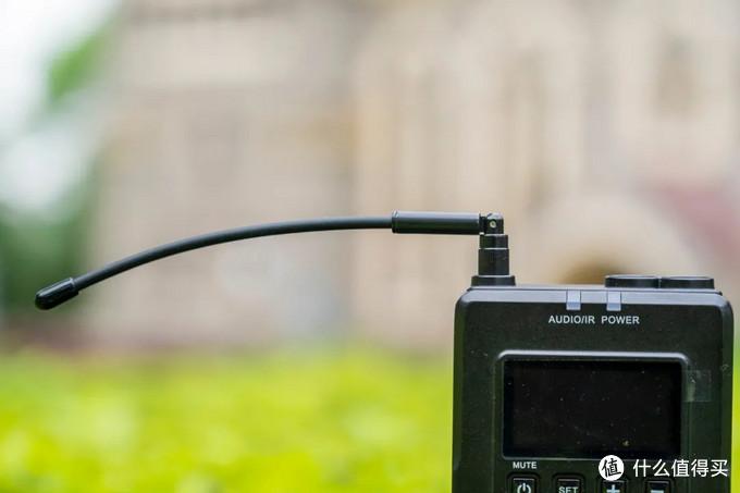 枫笛UwMic9S UHF双通道无线麦克风系统测评