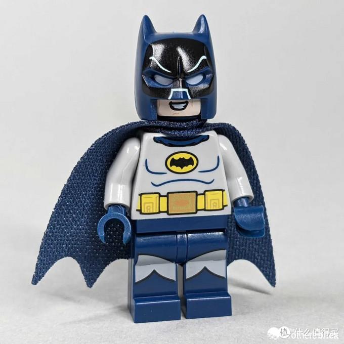 乐高DC蝙蝠侠系列76188蝙蝠车开箱测评