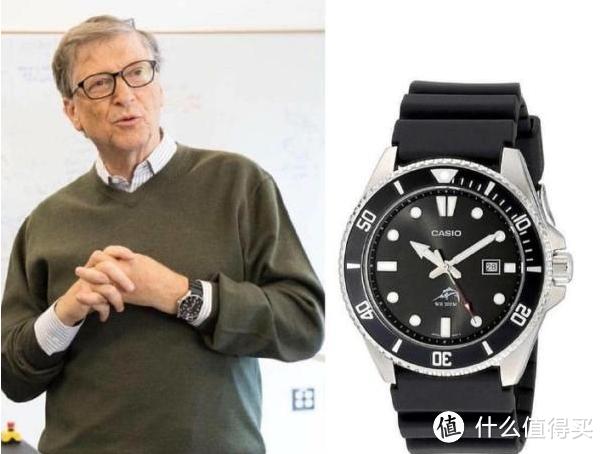 打工人的搬砖表,竟然与首富、明星撞表了,几款低价手表推荐