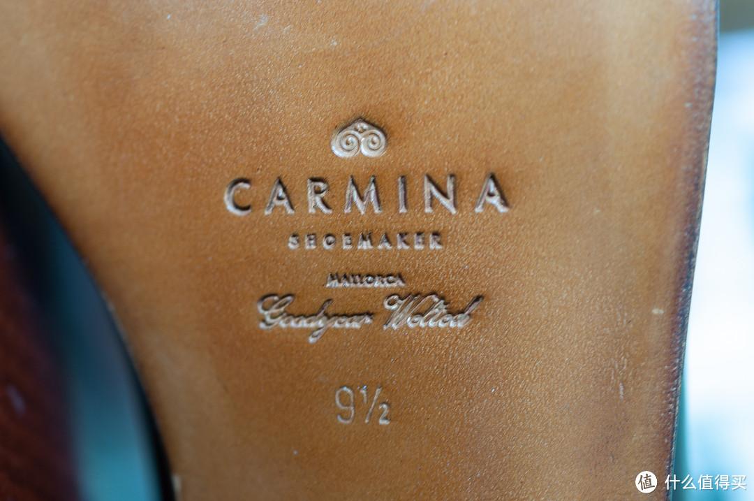 拔草乐福鞋——carmina tassel loafer