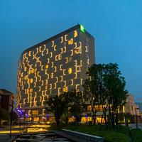 长沙jio落里的一家酒店