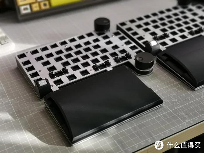 双旋钮单滚轮单手键盘