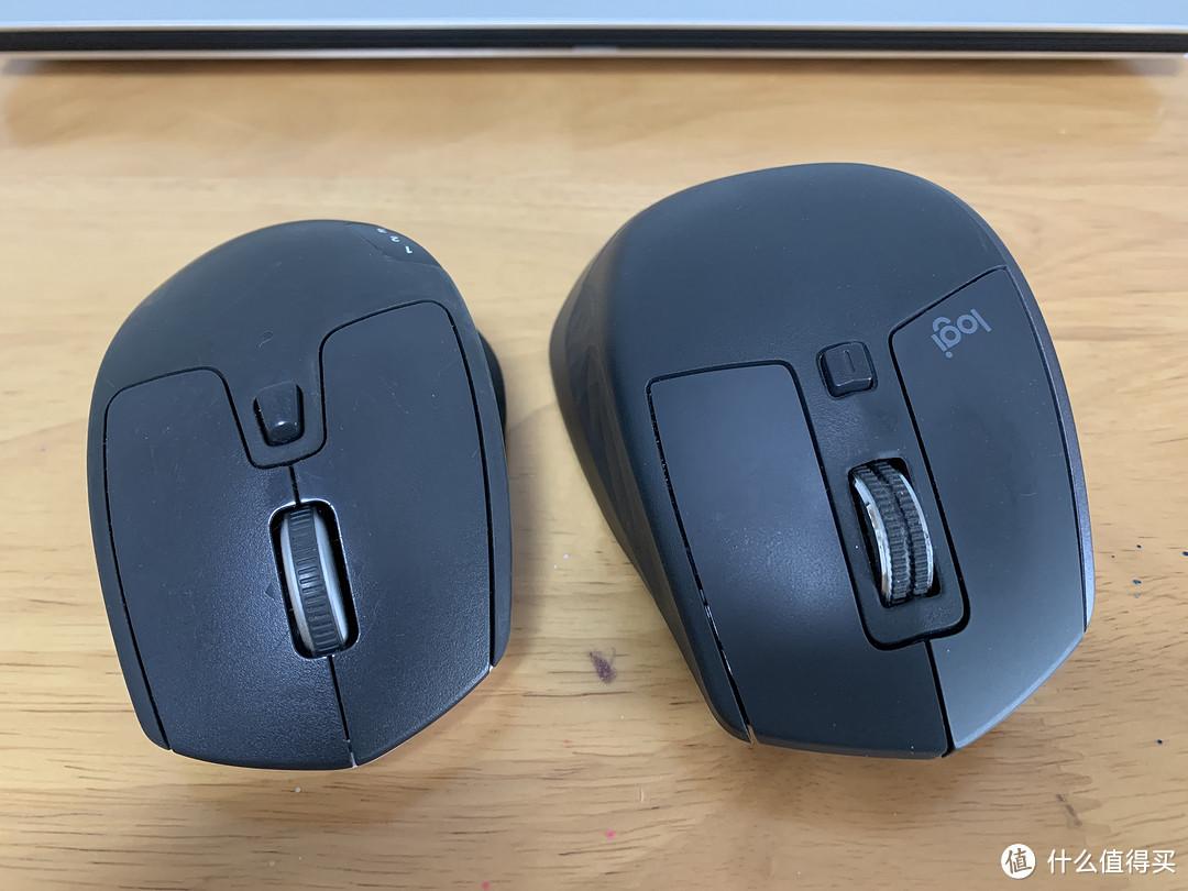 罗技Mx Master 2S与M720对比与使用体验