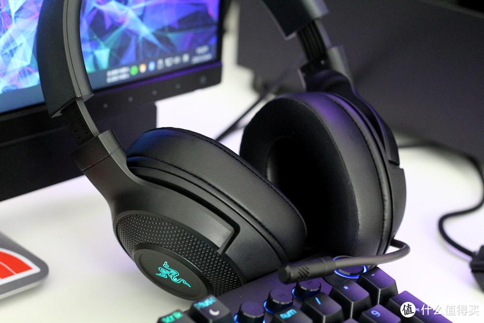 超轻舒适的游戏体验——雷蛇北海巨妖V3X