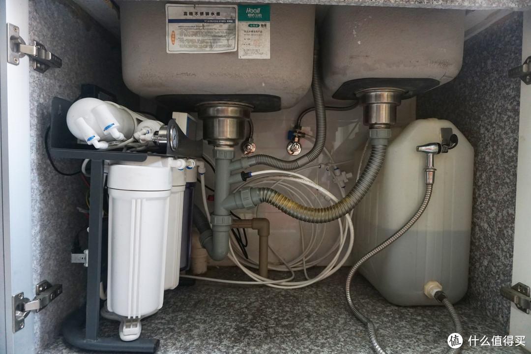 后续滤芯的性价比高,950元的反渗透净水器三年使用总结(含废水回收方案)