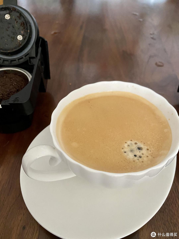 看看咖啡细节
