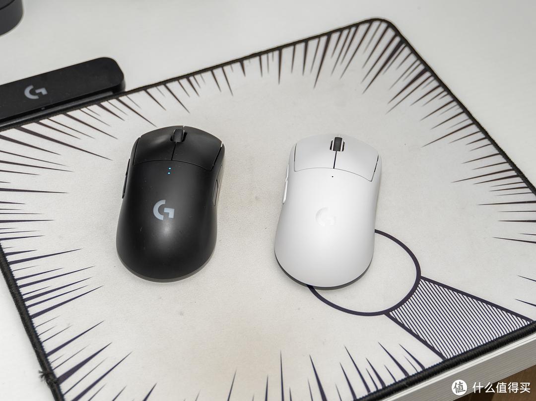 G PRO X Superlight和上一代狗屁王G Pro Wireless的对比