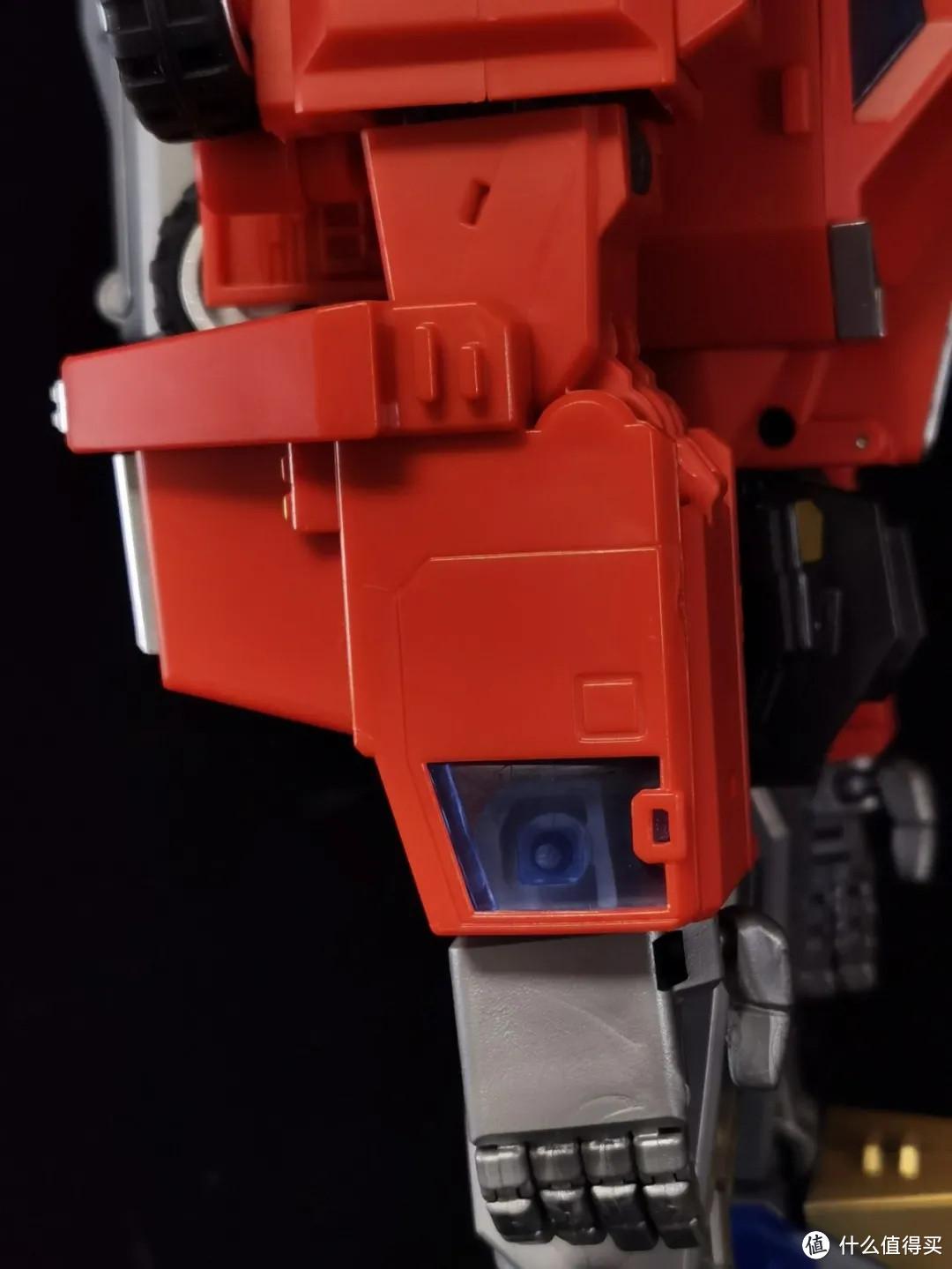 设计平庸,质量拉胯——OX星际擎天柱开箱