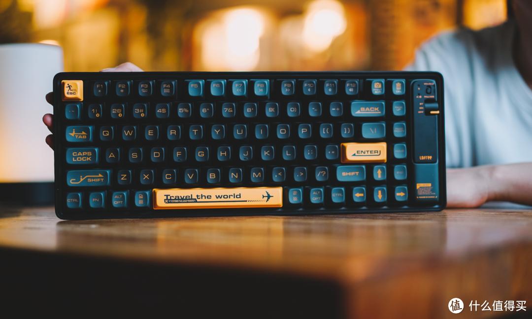 """以""""浪""""为名,实用至上!Lofree洛斐小浪蓝牙机械键盘上手体验"""
