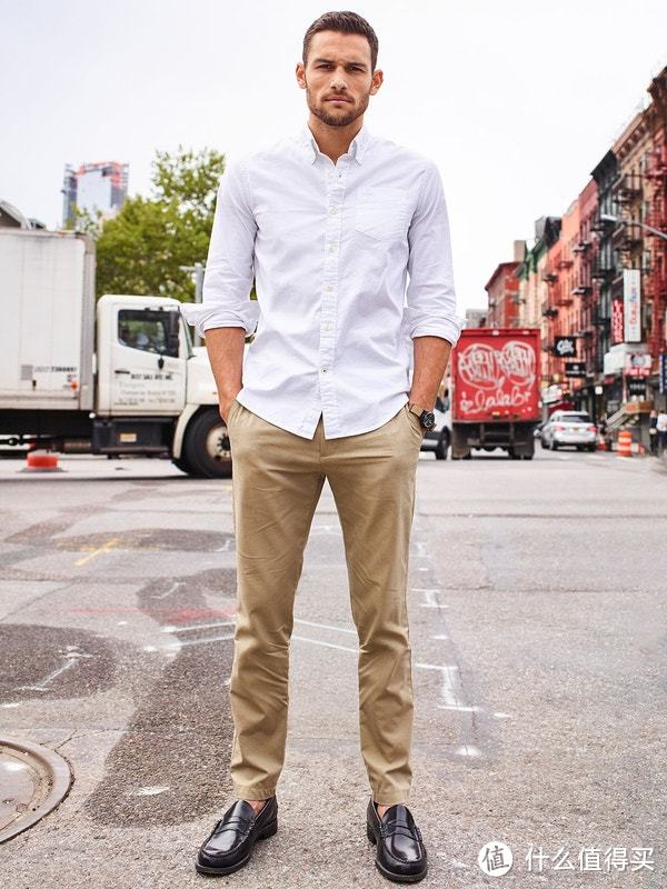 中国男性最爱的裤子是卡其裤——618男士卡其裤推荐