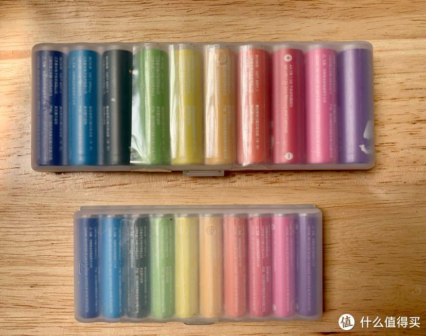 小米彩虹电池开箱上手