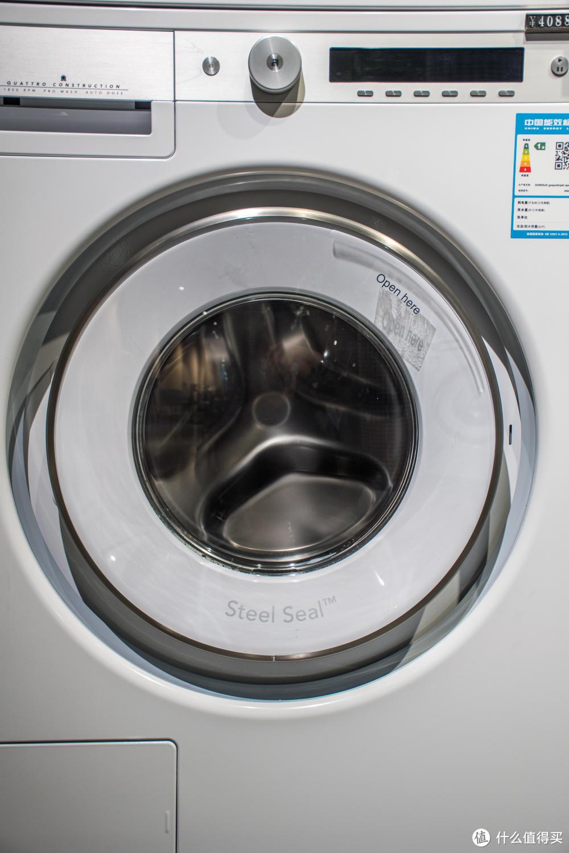 奢侈品与工业时代的激情碰撞-ASKO探店及奢级洗烘套装体验