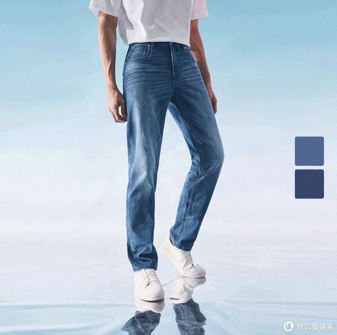 寻找夏季穿的牛仔裤,各品牌薄款牛仔裤