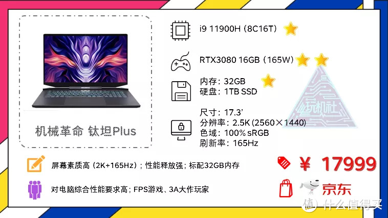 6.18   游戏笔记本电脑选购推荐