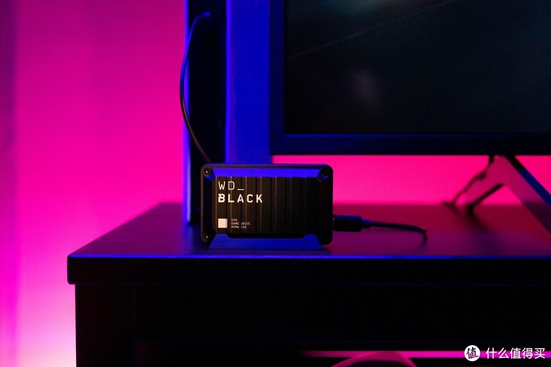 西数 发布 BLACK D30 游戏移动固态硬盘,还有Xbox特别版