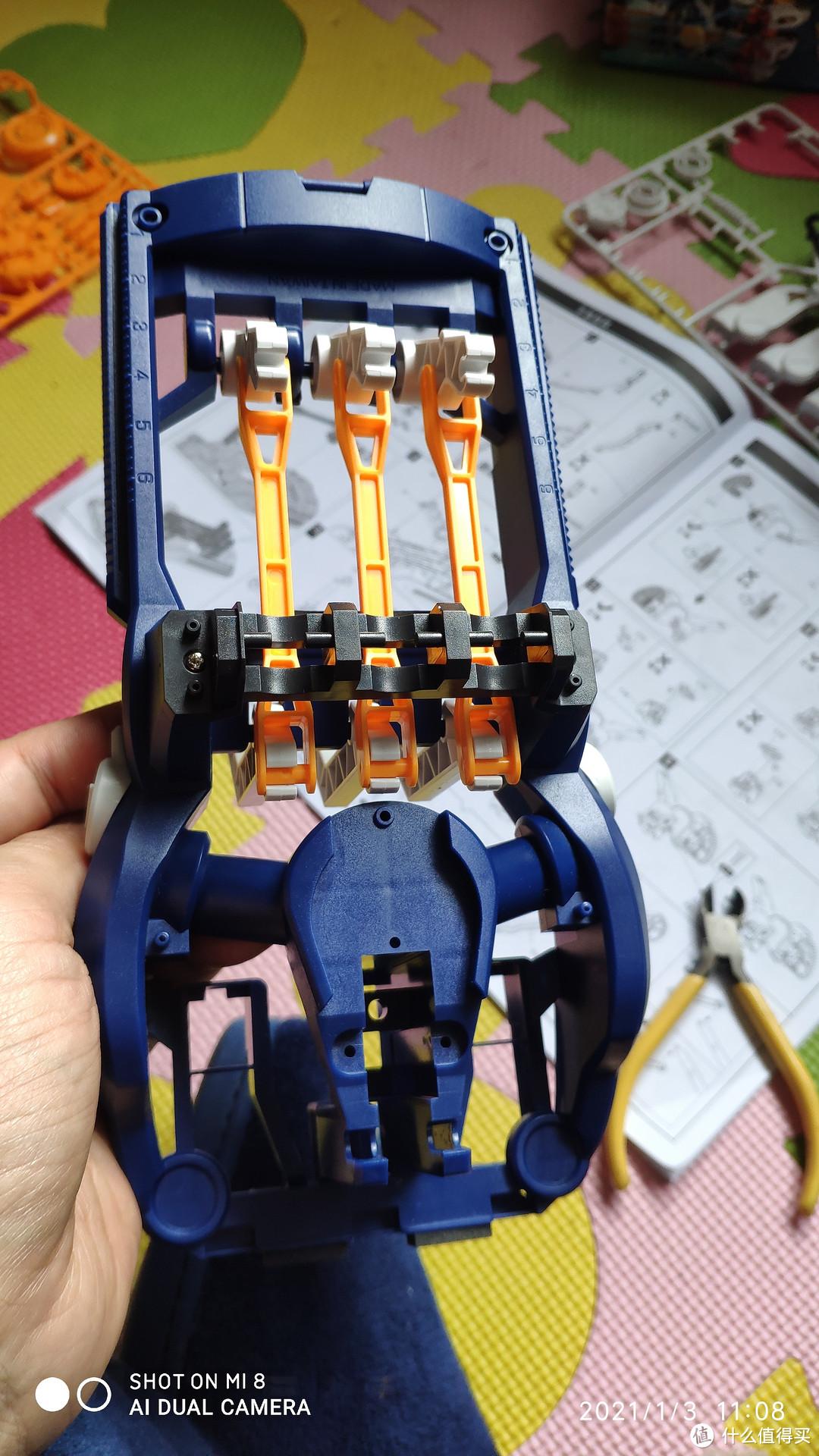 宝工Pro's Kit液压机械手套CYBORGHAND