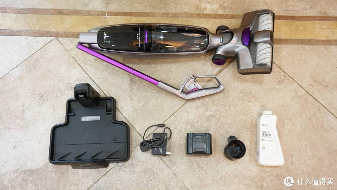 """地板深度清洁""""达人"""",吉米X8速干洗地机,吸拖洗三合一"""