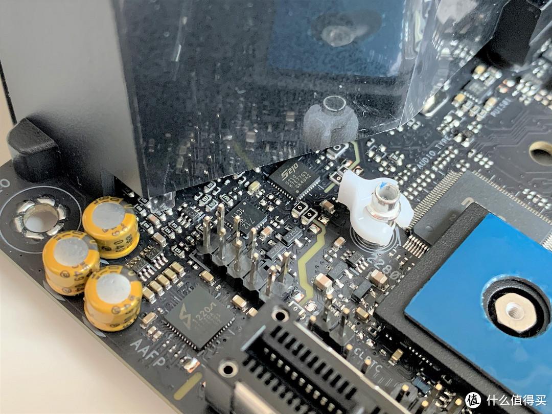 继续ITX,华硕ROG STRIX B560i主板开箱,附御三家B560i对比