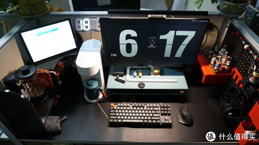 办公桌布置 心心念1平米的办公桌大改造