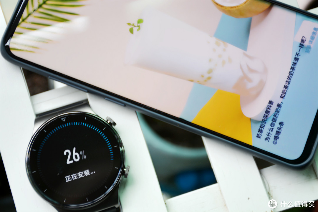 各位看过来,华为手表WATCH GT 2 Pro为你减负添能