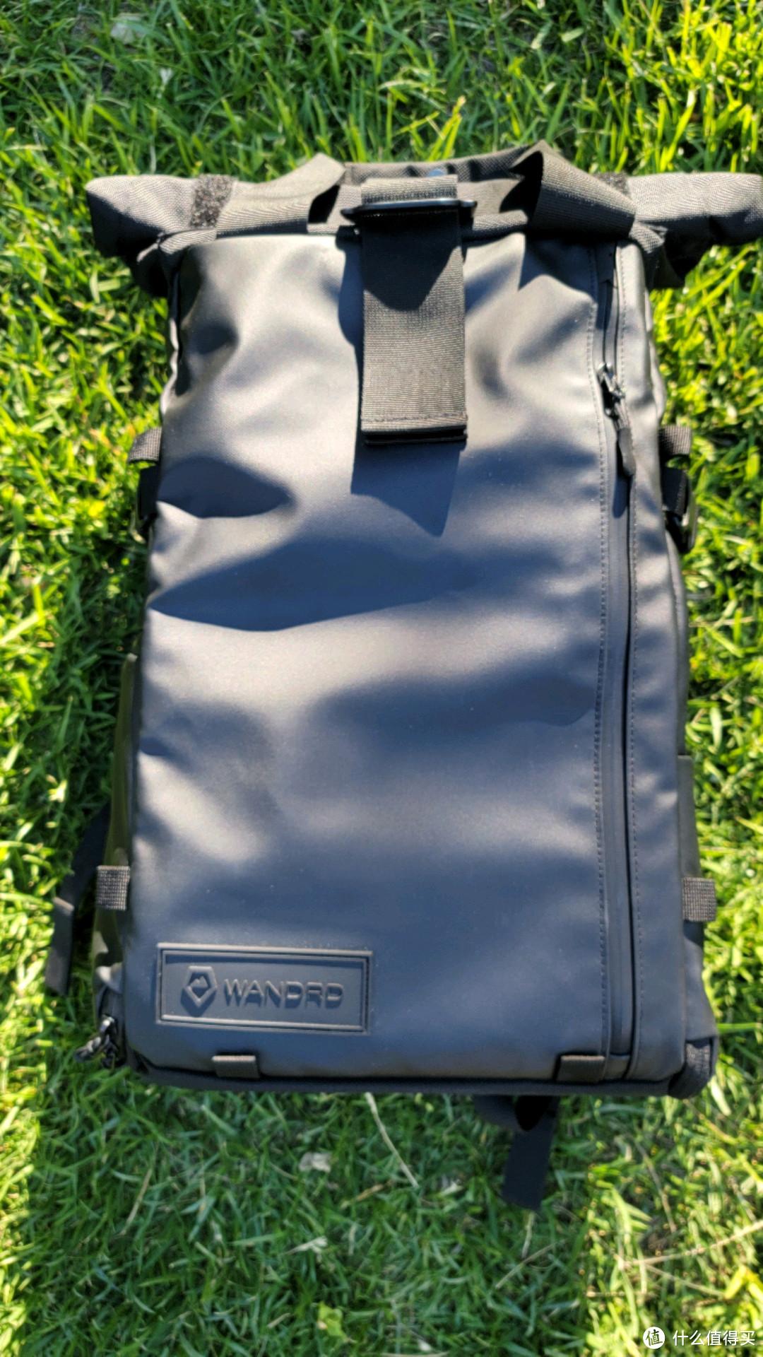 都说包治百病之理工男最爱顶级摄影背包wandrd prvke31L开箱