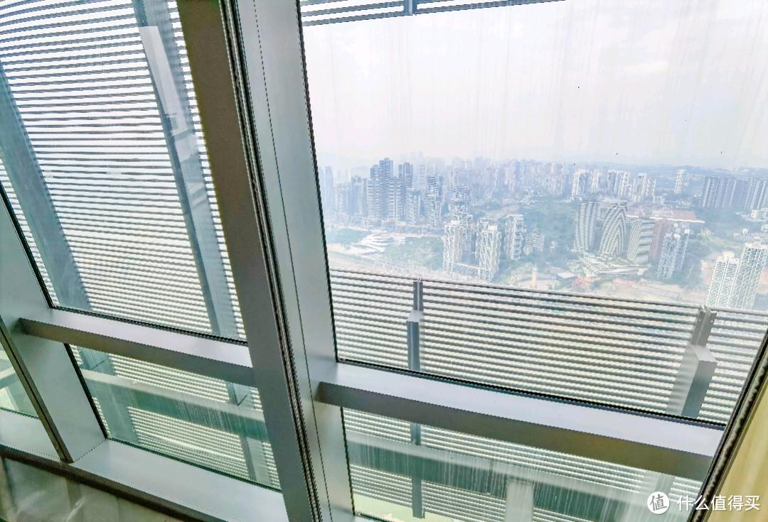 重庆来福士洲际酒店体验