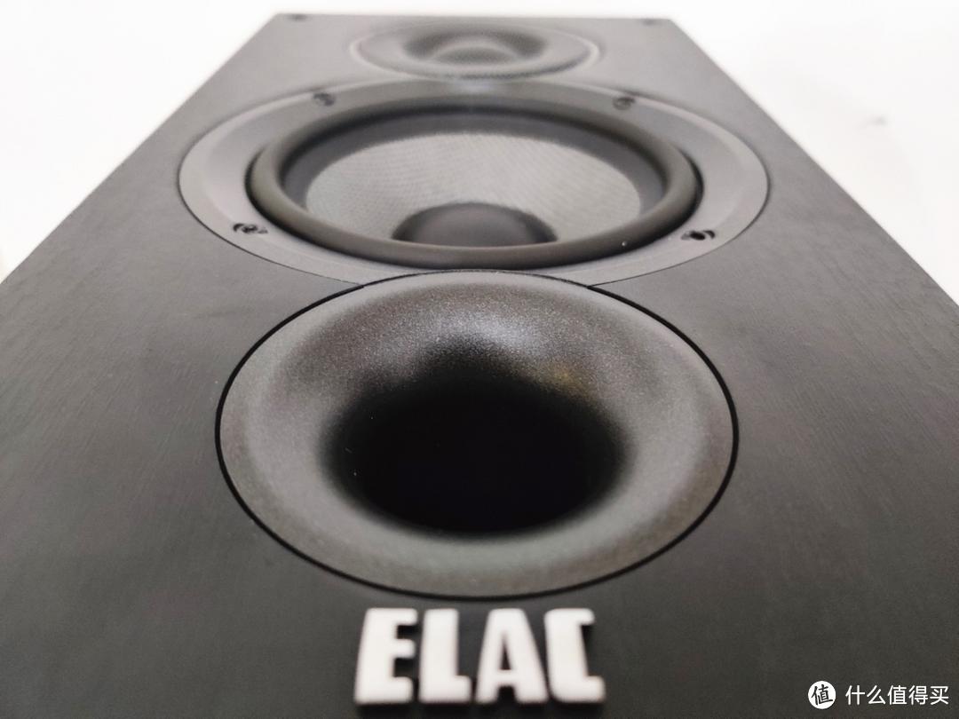 亲民小型HiFi系统 ELAC书架箱+NAD功放体验