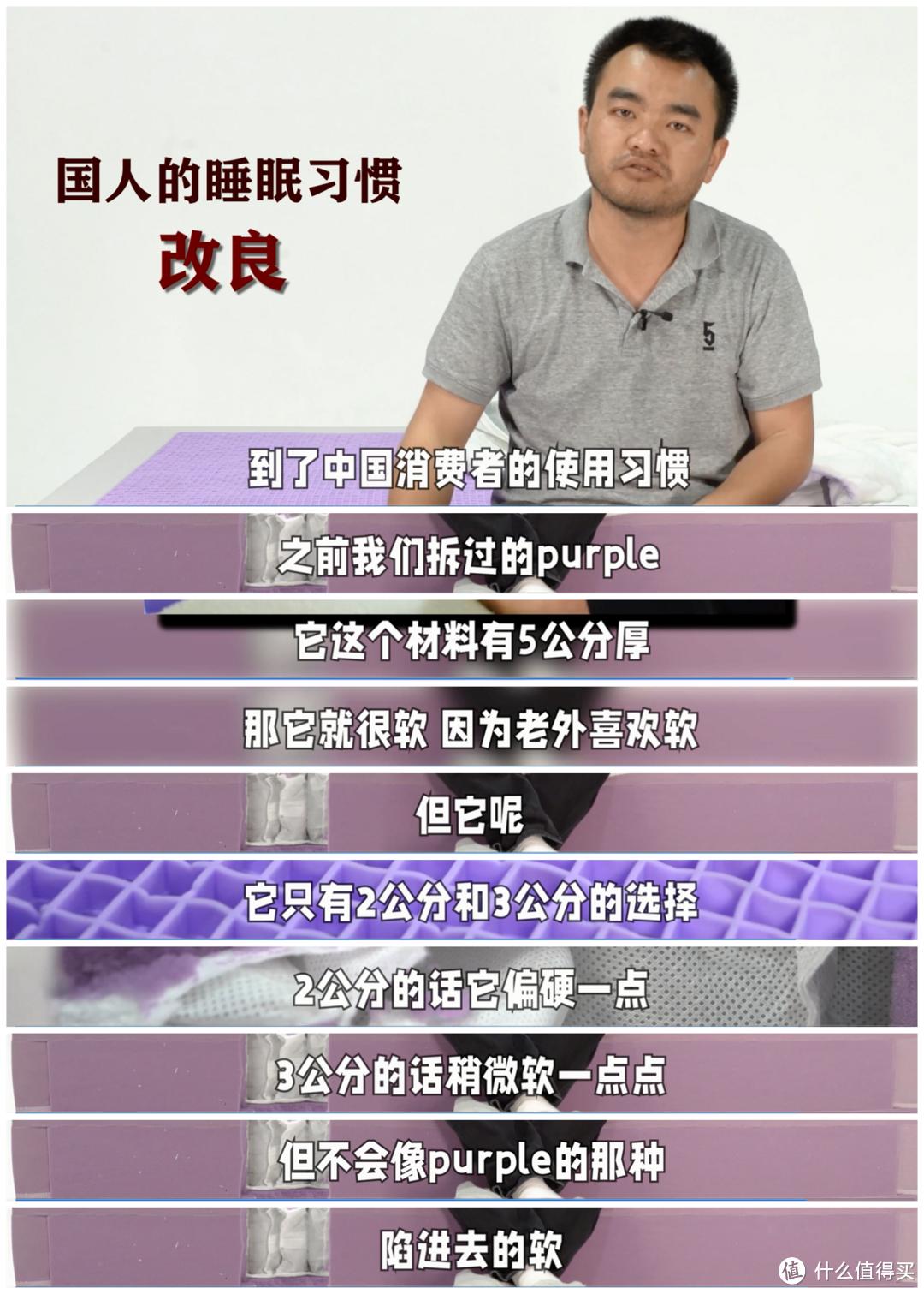 国外卖爆的新材料,神秘紫色垫层,乳胶还能再战吗?