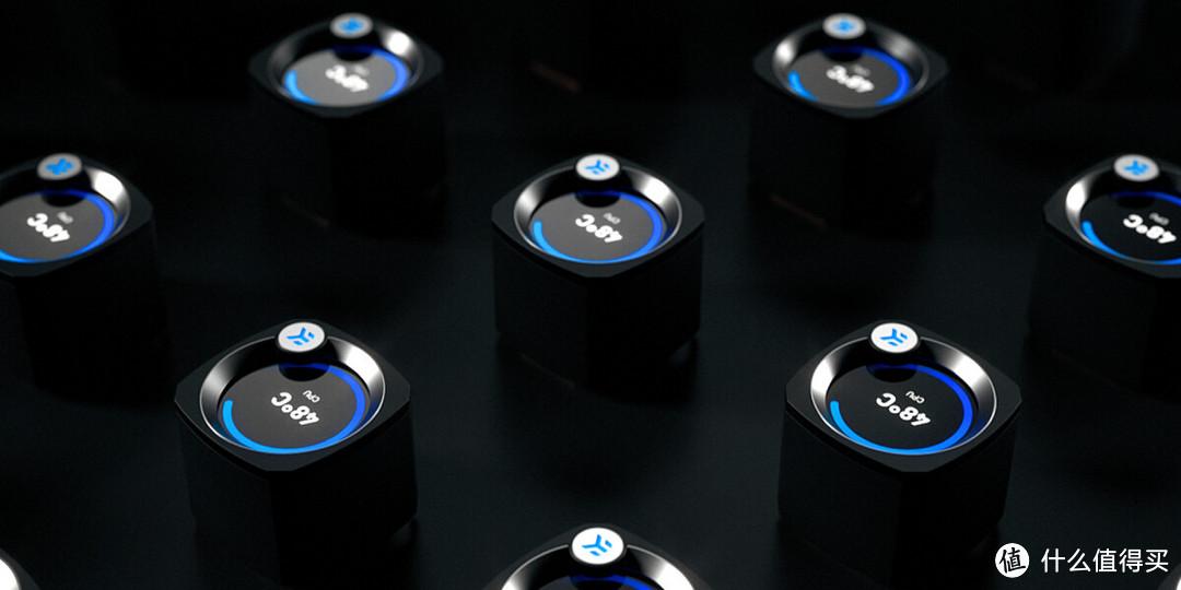 终于变帅了:EKWB 毅凯火力 发布 Nucleus AIO Lux/Vision 水冷散热器