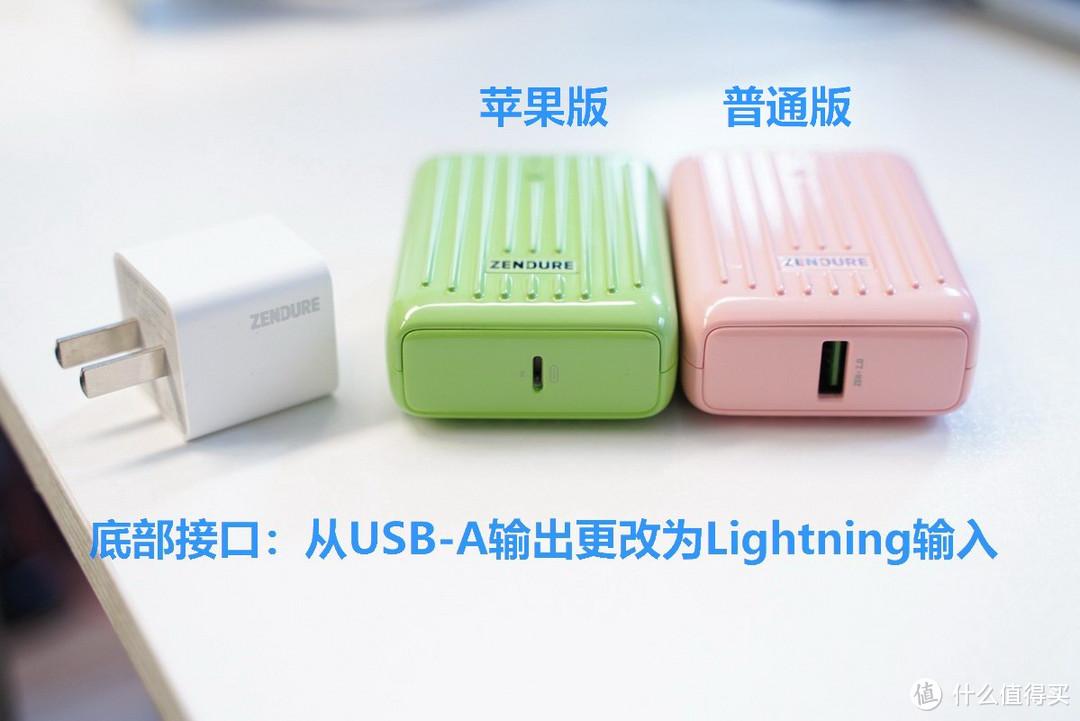 专为苹果用户打造!Zendure SuperMini Lightning版本新上市