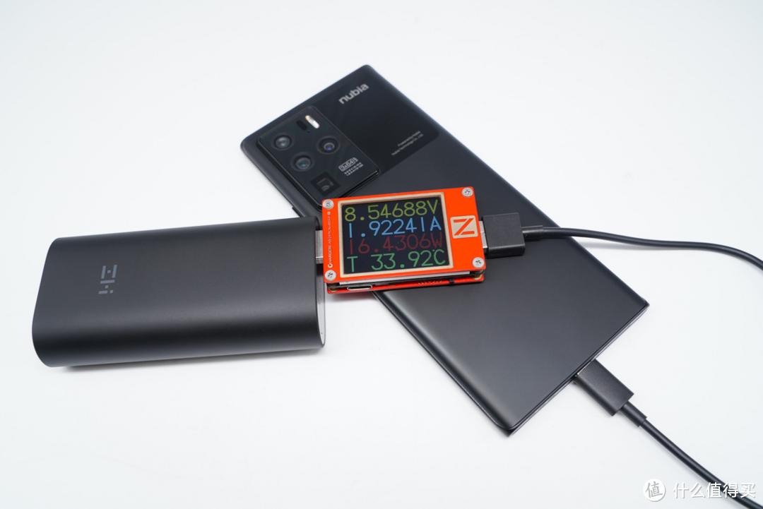 ZMI紫米双向快充充电宝 MINI 高配版评测:30W 输出+体积小巧迷你