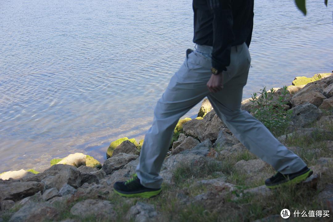 运动通勤无缝转换——CQB通勤速干裤