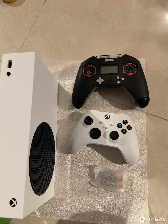 国行Xbox series s开箱