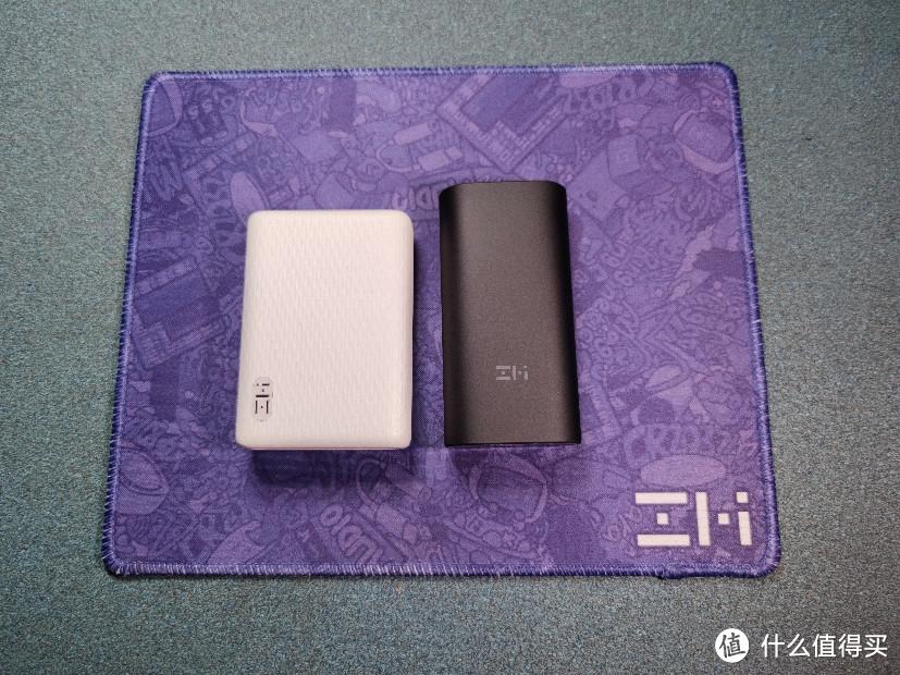 早知会爱上——紫米双向快充移动电源MINI 高配版 (QB818)