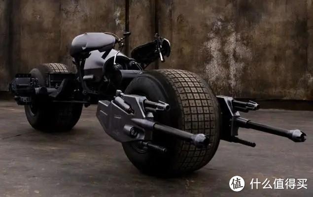 体验一下老爷最帅的蝙蝠摩托 块客积木【虚测评】