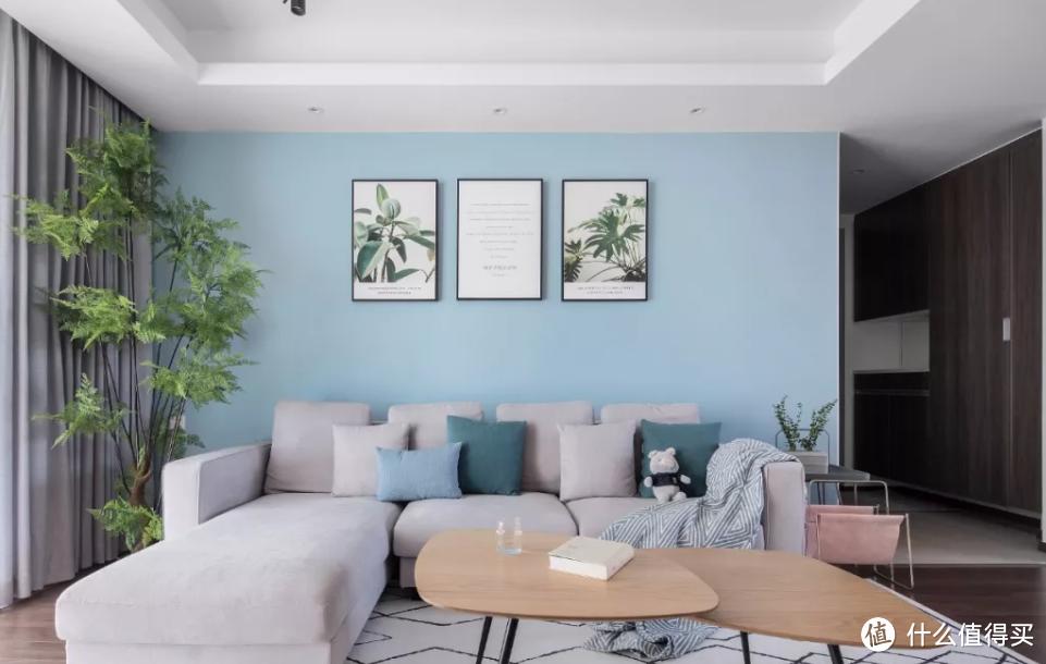 小户型墙面,适合什么颜色的墙漆?