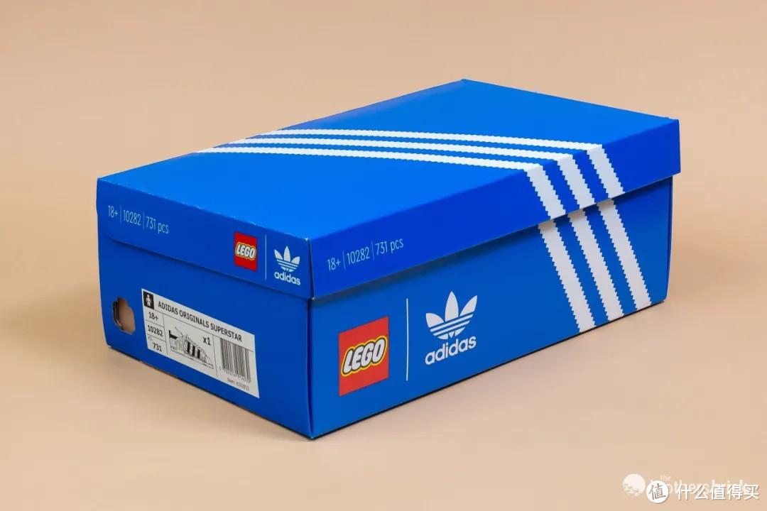 乐高10282 Adidas Originals Superstar开箱评测